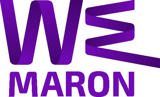 Logo van weMaron